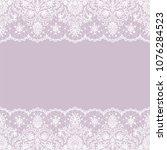 Horizontally Seamless Lilac...