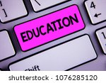 conceptual hand writing showing ...   Shutterstock . vector #1076285120