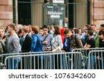 strasbourg  france   sep  19... | Shutterstock . vector #1076342600