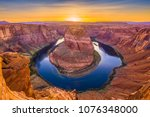 Horseshoe Bend On The Colorado...