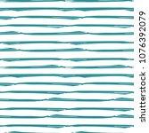 stripes line hand drawn blue... | Shutterstock .eps vector #1076392079