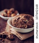 Chocolate And Hazelnut Cookies...