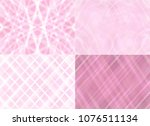 collection of images fuchsia.... | Shutterstock . vector #1076511134