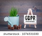 gdpr general data protection... | Shutterstock . vector #1076531030