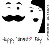 Happy Parents Day  Background...