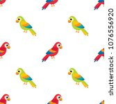 vector seamless pattern with... | Shutterstock .eps vector #1076556920