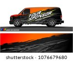 car graphic vector. abstract... | Shutterstock .eps vector #1076679680