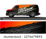 car graphic vector. abstract... | Shutterstock .eps vector #1076679893