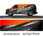 car graphic vector. abstract... | Shutterstock .eps vector #1076679920