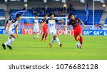 21 april 2018 toyota thai... | Shutterstock . vector #1076682128