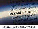 Small photo of farad farad concept.