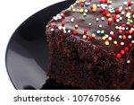 Sweet Dessert   Chocolate Cake...