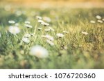 spring nature background.... | Shutterstock . vector #1076720360