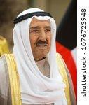kuwait city  kuwait   18 mar... | Shutterstock . vector #1076723948