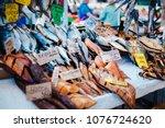 odessa  ukraine   04.24.2018....   Shutterstock . vector #1076724620