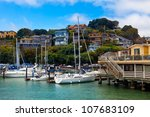 Yacht Harbor And Waterfront In...