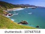 Ecola State Park Near Cannon...