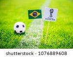 brasilia  brazil   april  24 ... | Shutterstock . vector #1076889608