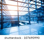 image of windows in morden... | Shutterstock . vector #107690990