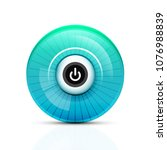 power button icon  start symbol ...