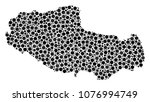 tibet chinese territory map... | Shutterstock .eps vector #1076994749