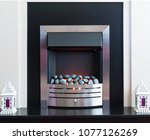 Chrome Fire Surround With Light ...
