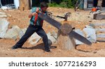 vancouver bc canada june 27... | Shutterstock . vector #1077216293