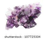 amethyst   Shutterstock . vector #107725334