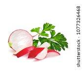 fresh  nutritious  tasty red...   Shutterstock .eps vector #1077326468