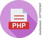 php  web  programming | Shutterstock .eps vector #1077332369