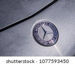 prague  czech rep   april  26... | Shutterstock . vector #1077593450