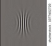 halftone bloat effect optical... | Shutterstock .eps vector #1077602720