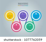 creative concept for... | Shutterstock .eps vector #1077762059