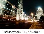 beautiful night view of...   Shutterstock . vector #107780000