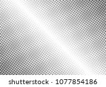 dotted halftone background.... | Shutterstock .eps vector #1077854186