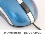 image of computer mouse | Shutterstock . vector #1077873920