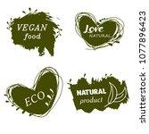 set of logos  icons  design... | Shutterstock .eps vector #1077896423