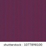 isometric grid. vector seamless ... | Shutterstock .eps vector #1077898100