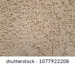old cement wall concrete... | Shutterstock . vector #1077922208