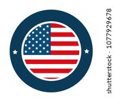 united states of america... | Shutterstock .eps vector #1077929678