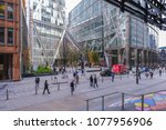 Exchange Square  London  Uk  ...