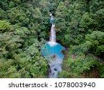 Rio Celeste Costa Rica From The ...