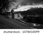 vaduz  liechtenstein.... | Shutterstock . vector #1078010099