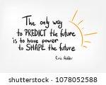 concept vector lettering the... | Shutterstock .eps vector #1078052588