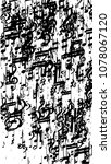 black musical notes on white... | Shutterstock .eps vector #1078067120