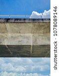 blue sky bridge | Shutterstock . vector #1078089146