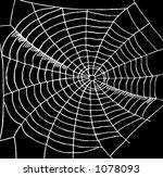 spiderweb | Shutterstock . vector #1078093
