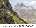 panorama from the little train ... | Shutterstock . vector #1078154663