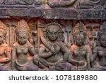 siem reap  cambodia 08.08.2017...   Shutterstock . vector #1078189880
