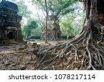 most south sanctuary prasat...   Shutterstock . vector #1078217114